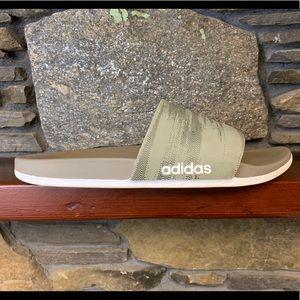 Pre-owned Adidas Men's Adilette CF+ Slide Sandal